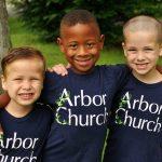 "DawsonCreativity Arbor Church Branding ""After"" Sample 2"