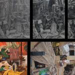 DawsonCreativity Sample of Traditional Drawing and Painting