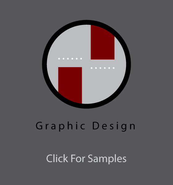 Graphic Design Image Button to Graphic Design Page